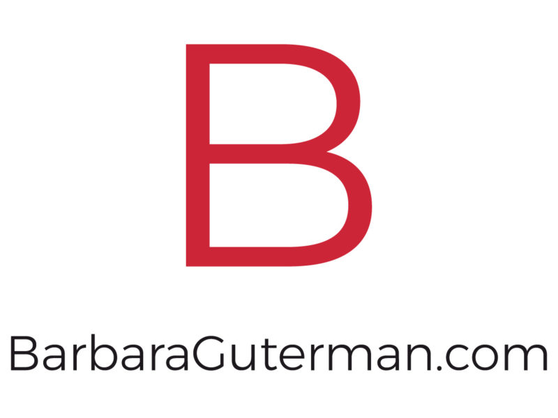BarbaraGuterman.com Logo