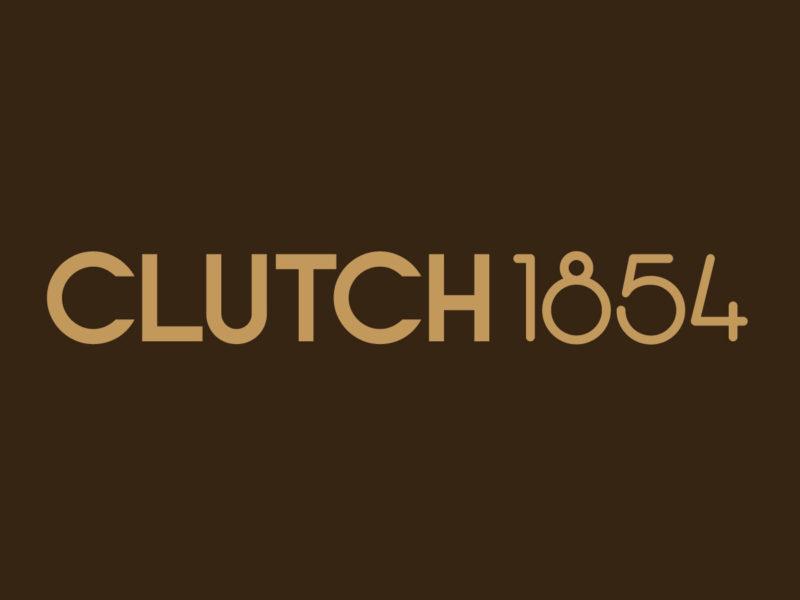 Clutch 1854 Logo